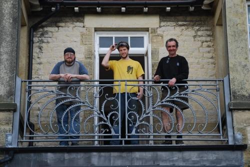 BalconyRailings